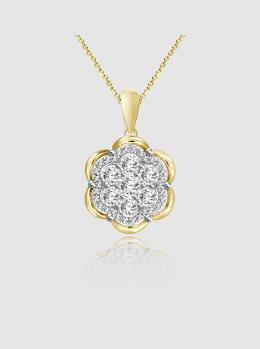 Ladies Diamond Necklaces