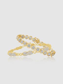 Ladies Diamond Bracelets